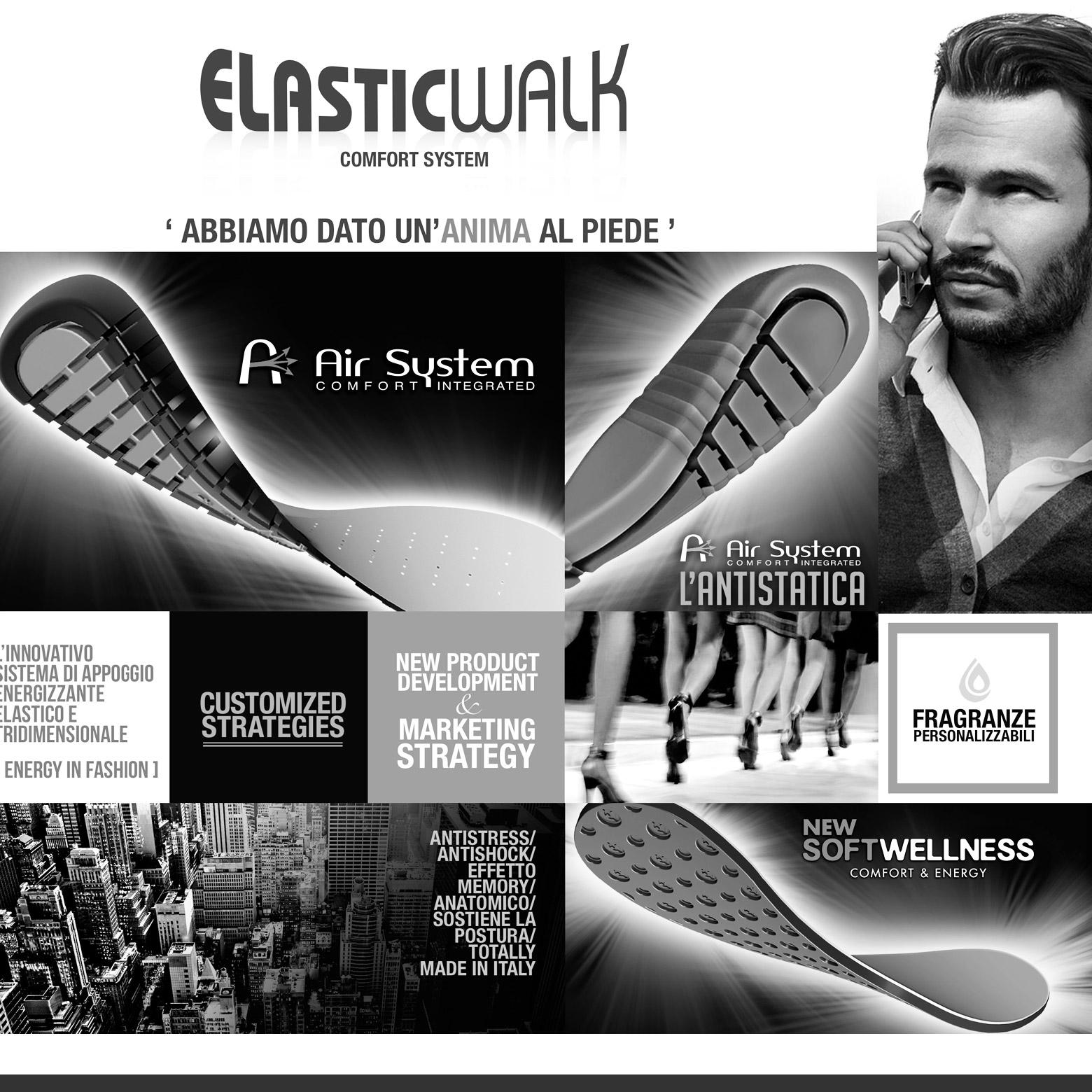 ElasticWalk