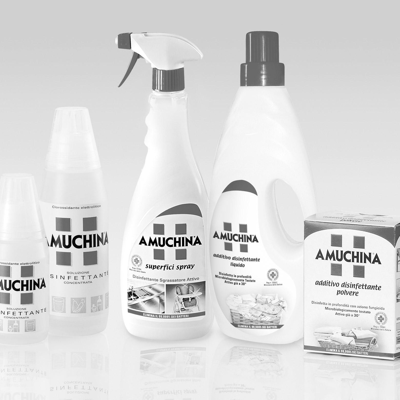 Amuchina – Gruppo Acraf Angelini