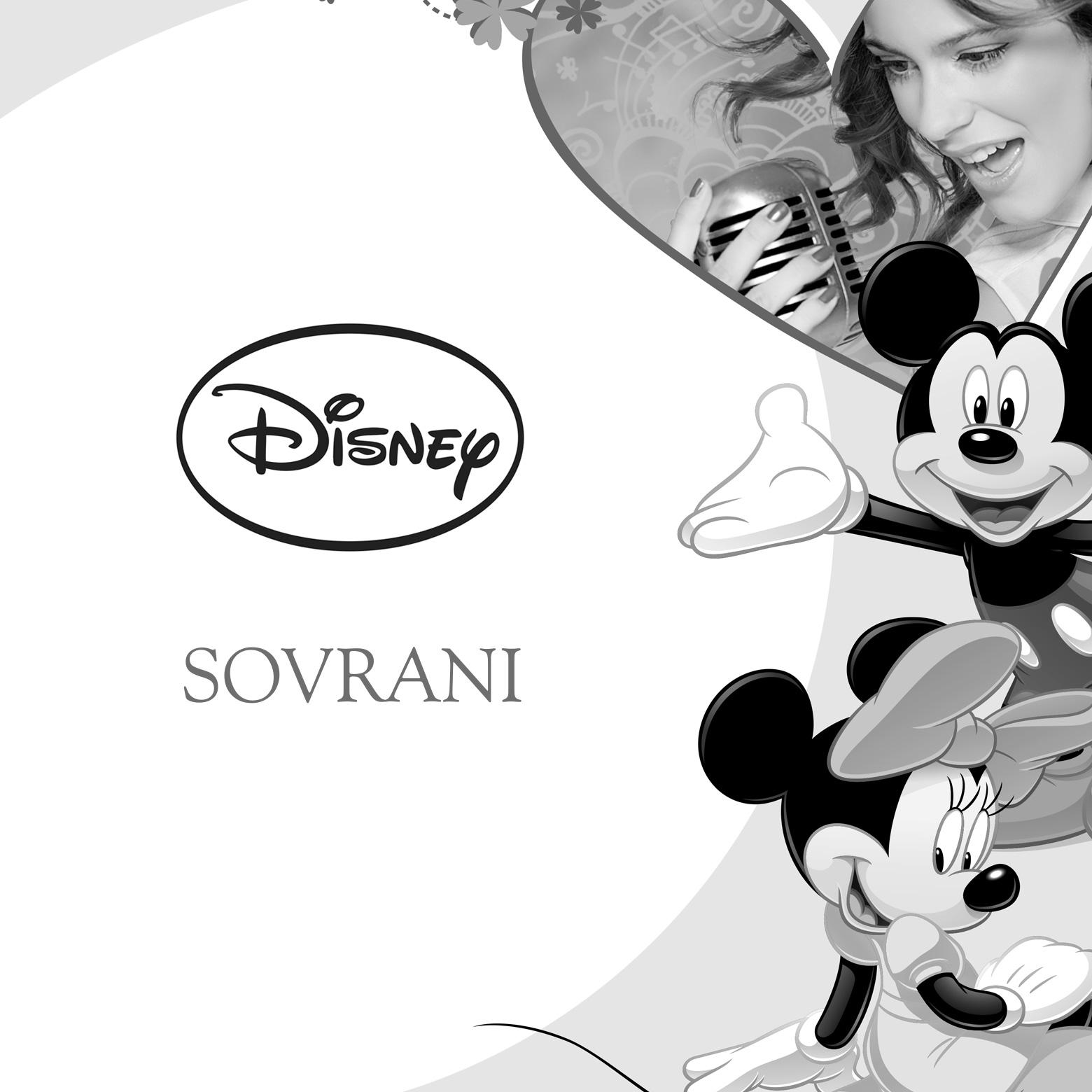 Disney Violetta – Disney Topolino e Minnie