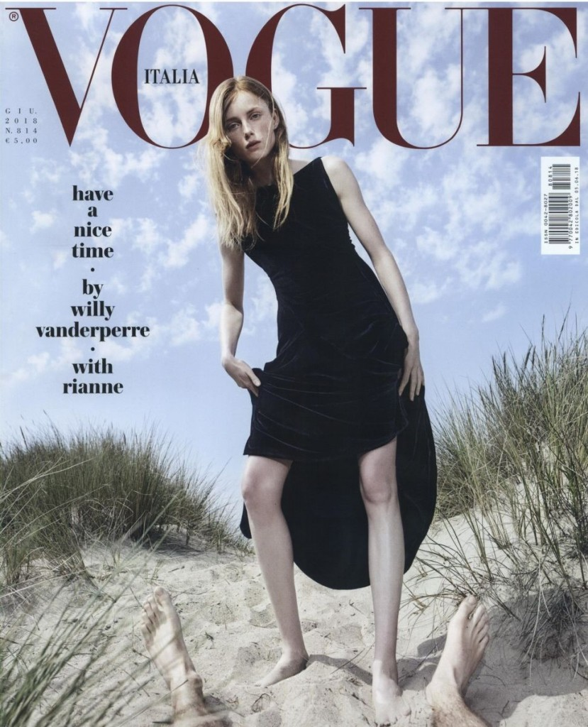 MAP Communication_Vogue Italia_Lella Baldi_cover