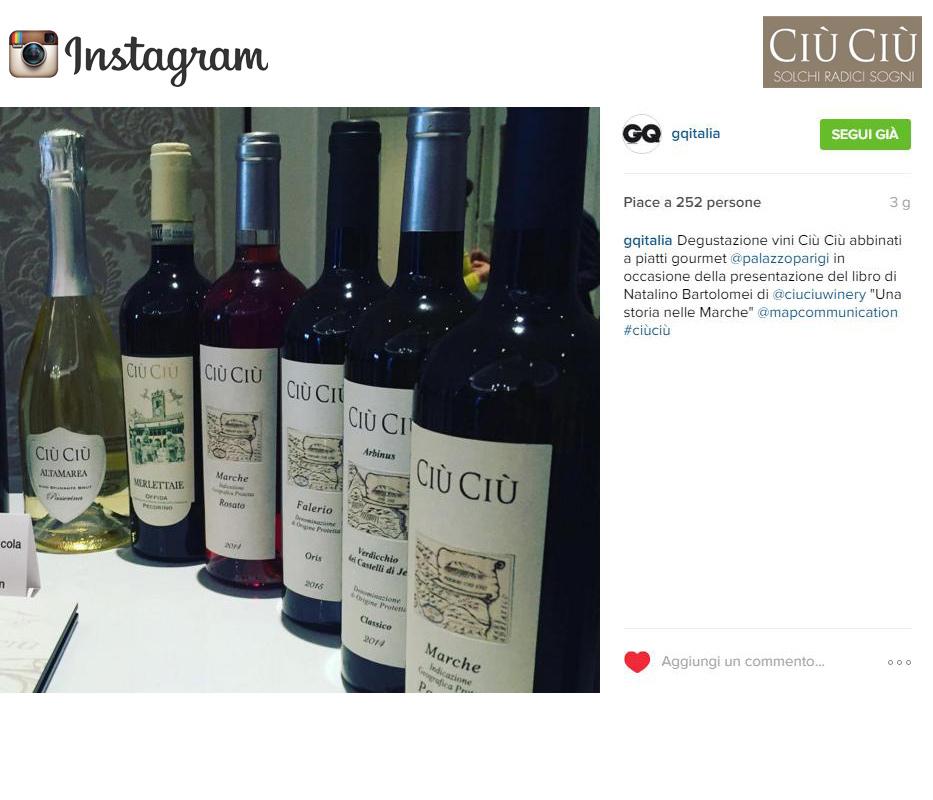GQ Instagram