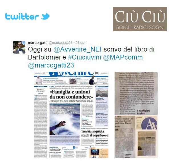 Marco Gatti Twitter