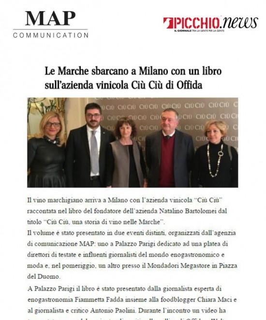 Picchio News Gennaio 2016